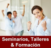 SEMINARIOS, TALLERES Y FORMACIÓN